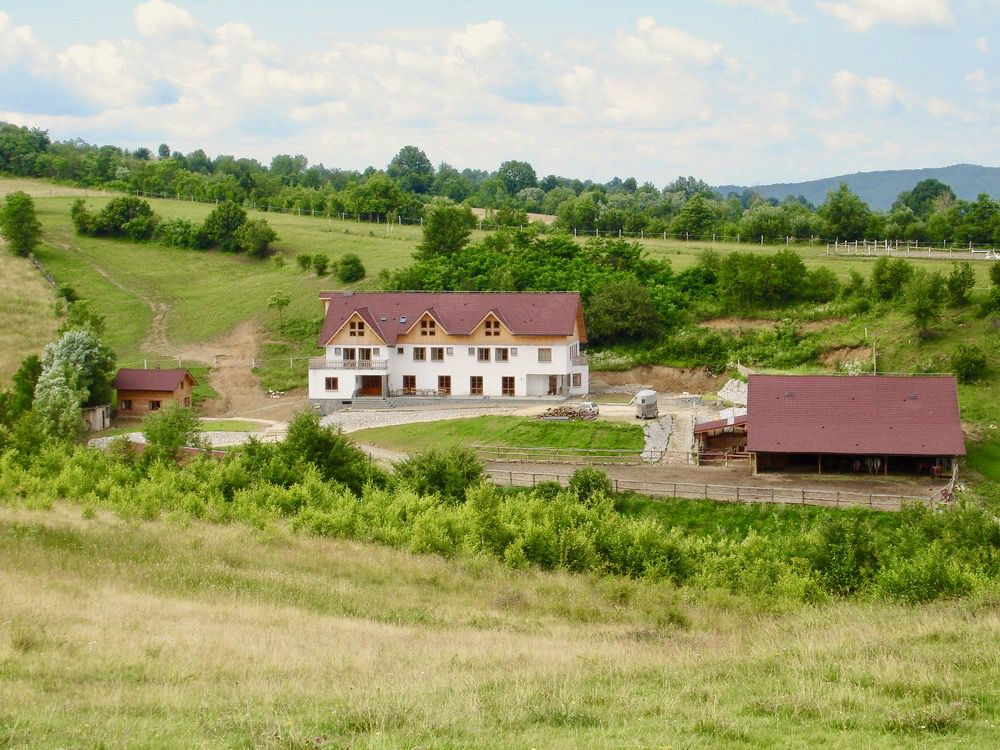 Winter in Transylvania itinerary.