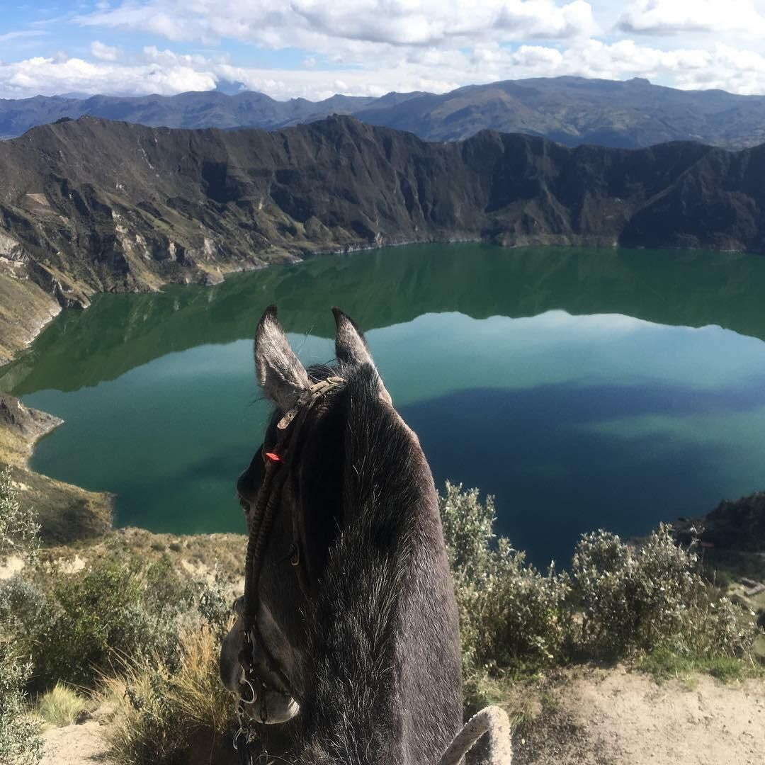 Wild Andes Expedition itinerary.