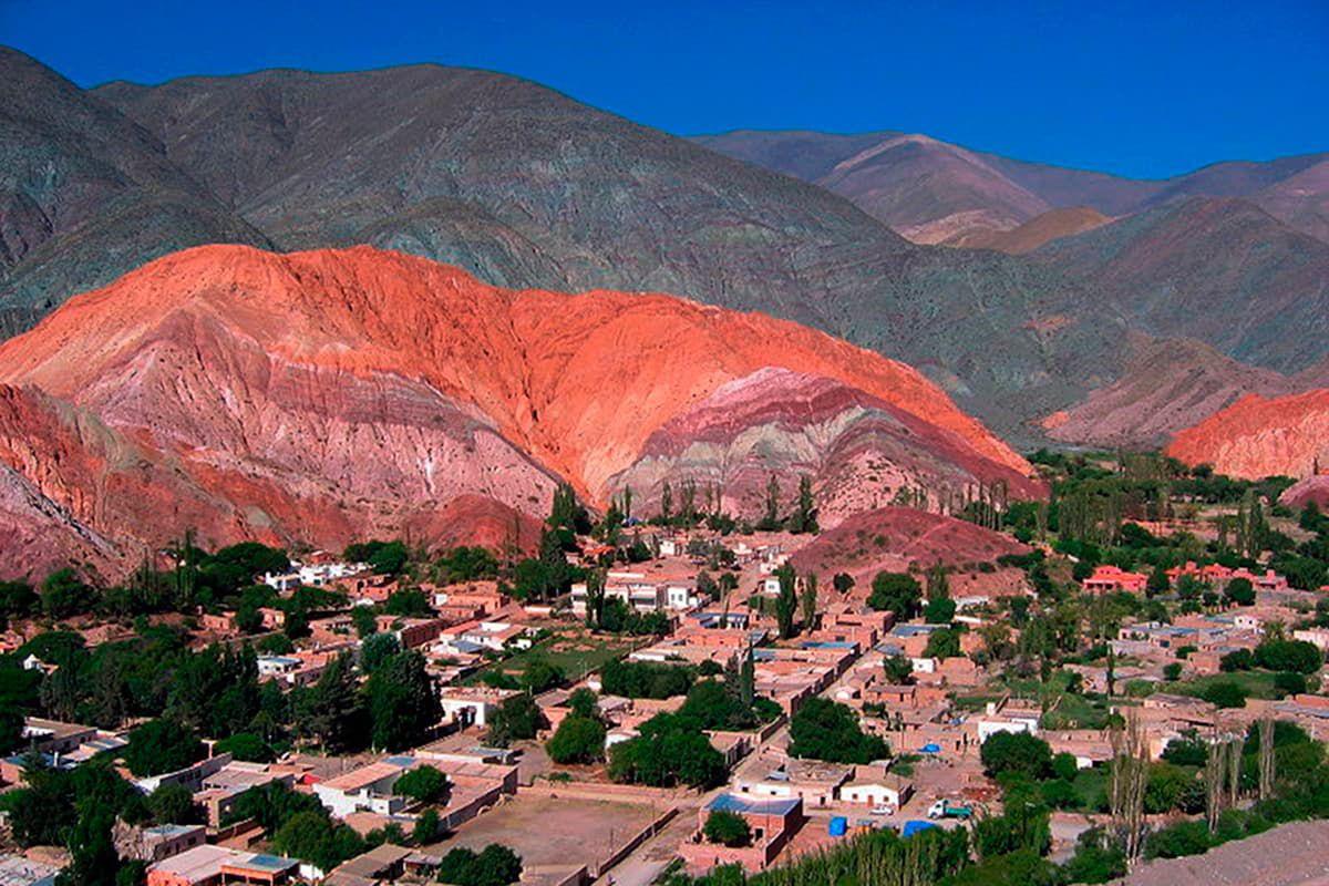 Quebrada de Humanhuaca itinerary.