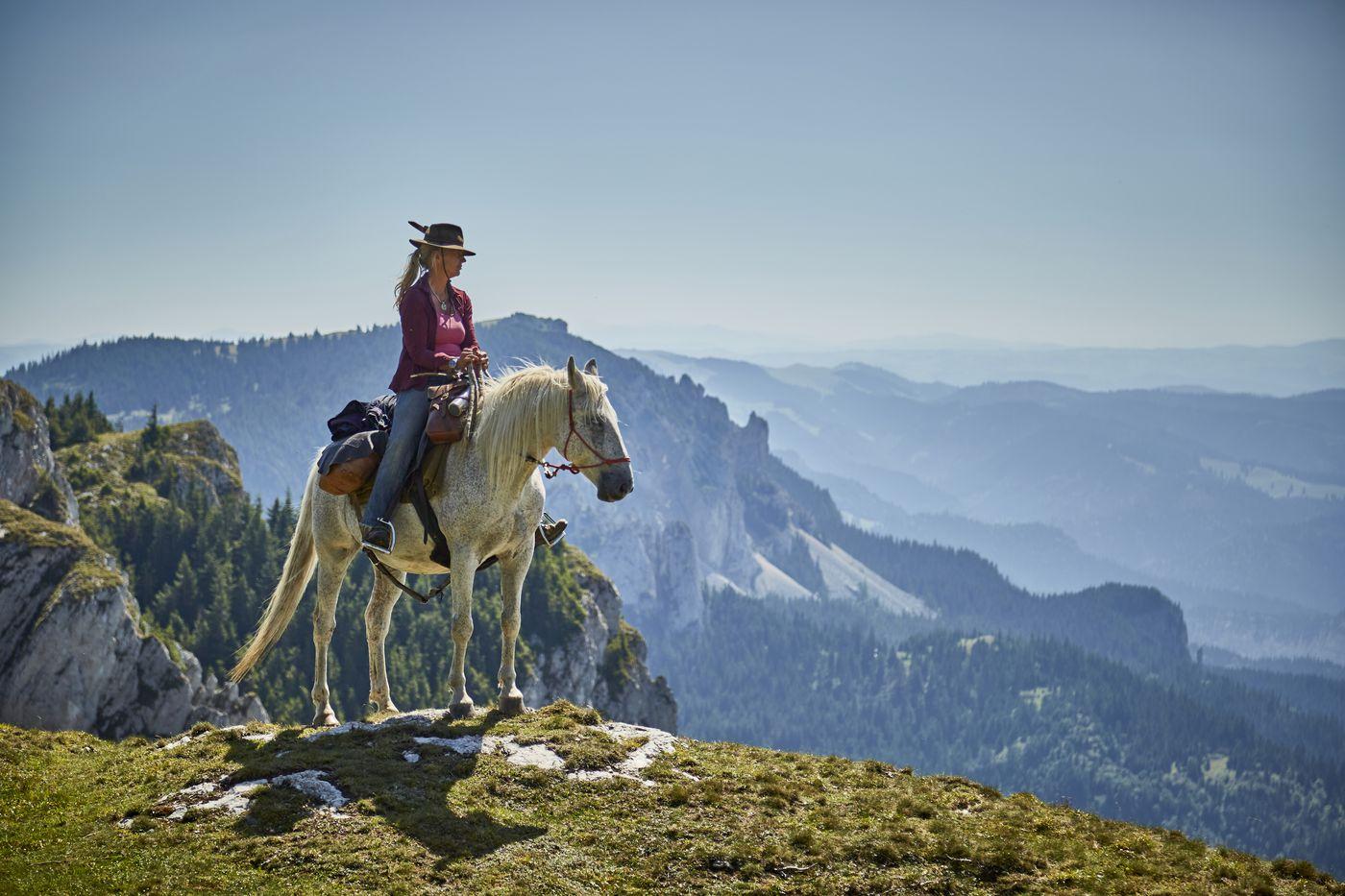 Carpathian Adventure Trail itinerary.