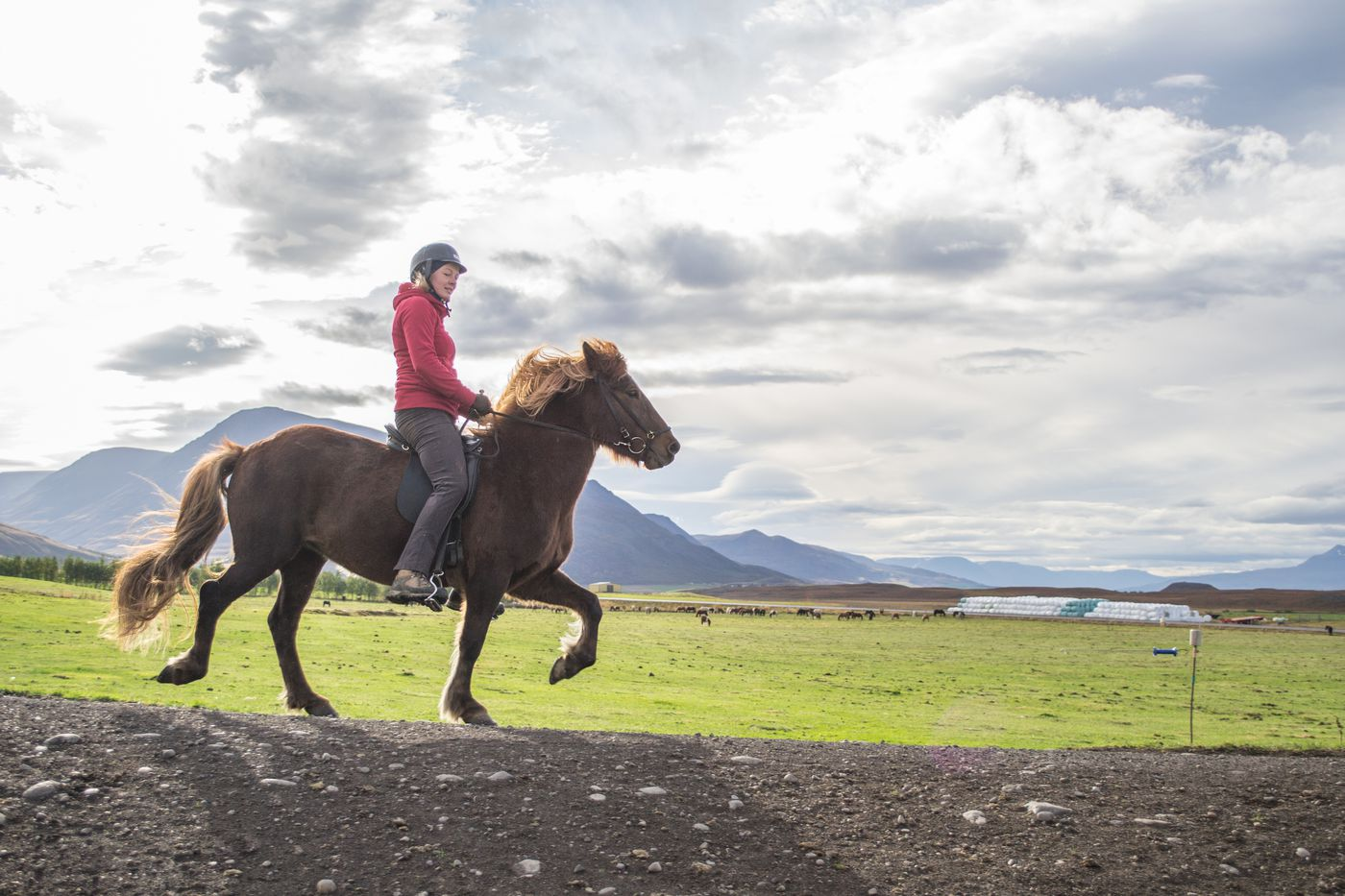 Fascinating North Iceland Trail itinerary.