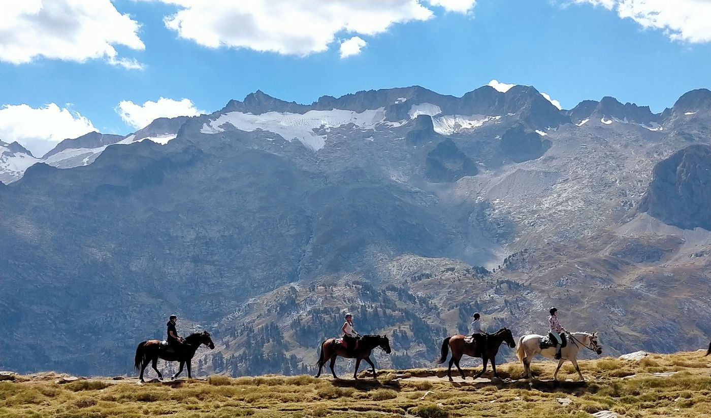 Discover the Benasque Valley itinerary.