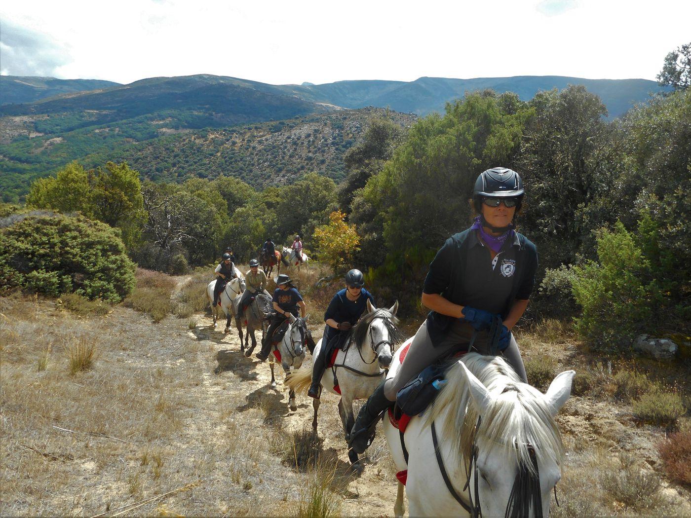 Sierra de Gredos Long Weekend itinerary.