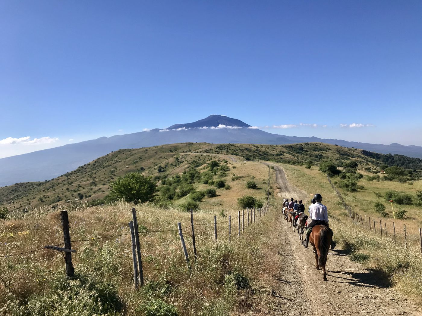 Wild Sicily Trail (formerly Cefalu to Etna Trail) itinerary.