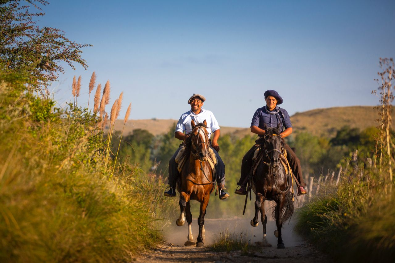 Estancia Based Stay itinerary.