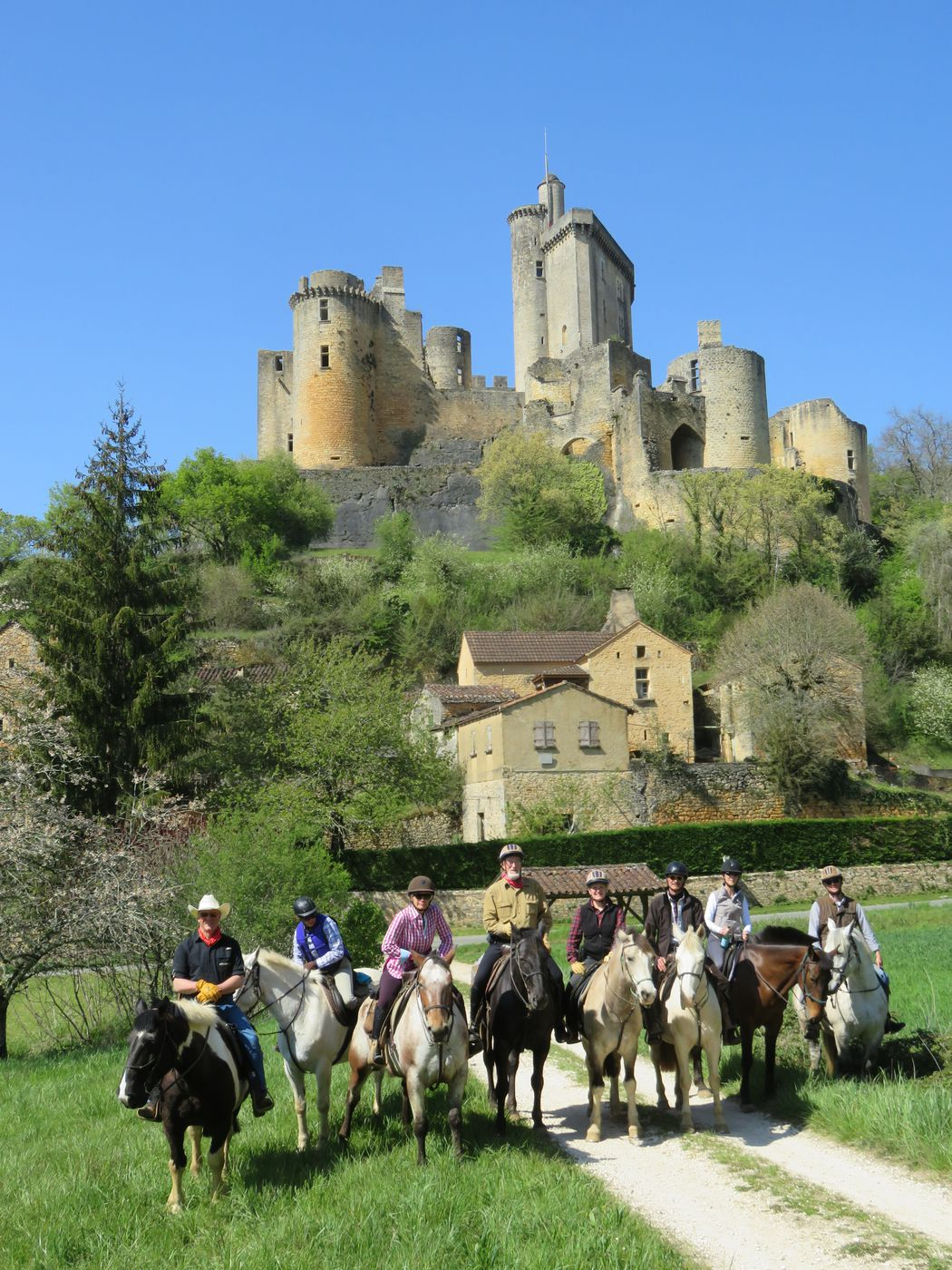 Fortresses and Gastronomy itinerary.