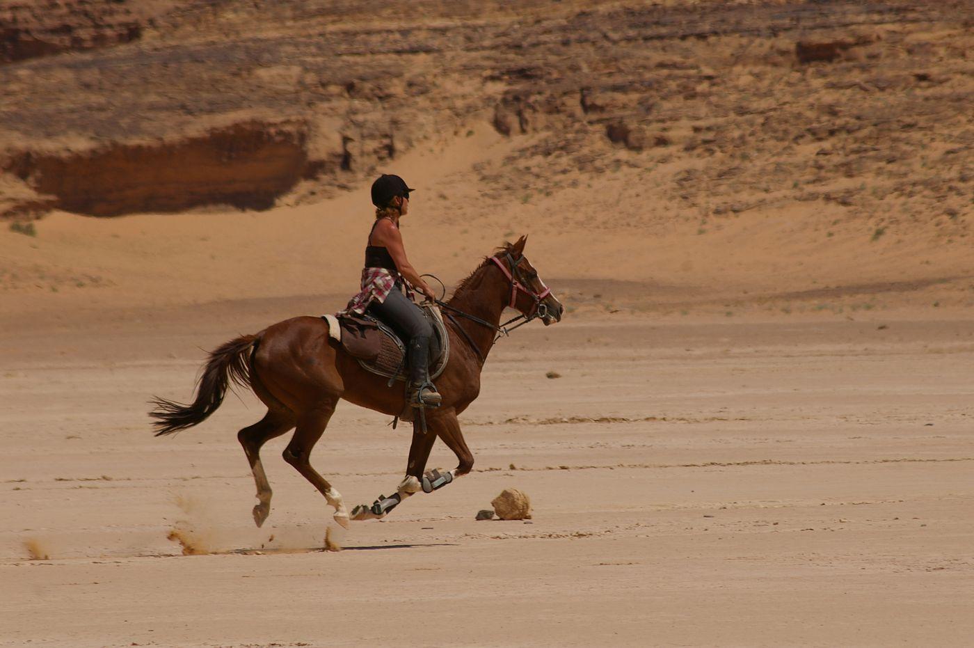 Petra to Wadi Rum Trail (10 Day) itinerary.
