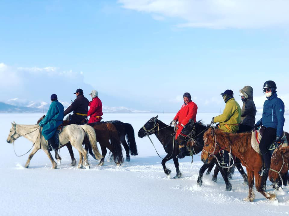 Orkhon Valley, Gobi and Hustai itinerary.