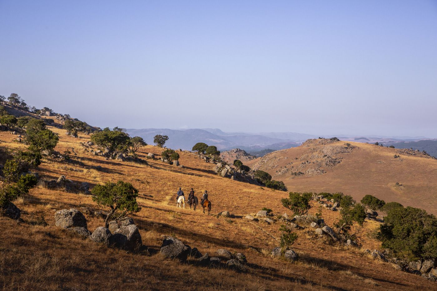 Swazi Culture & Scenery Trail itinerary.