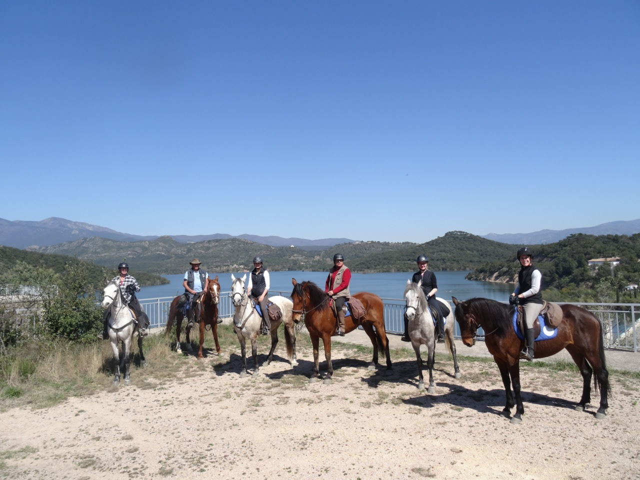 horse riding holidays in europe far and ride