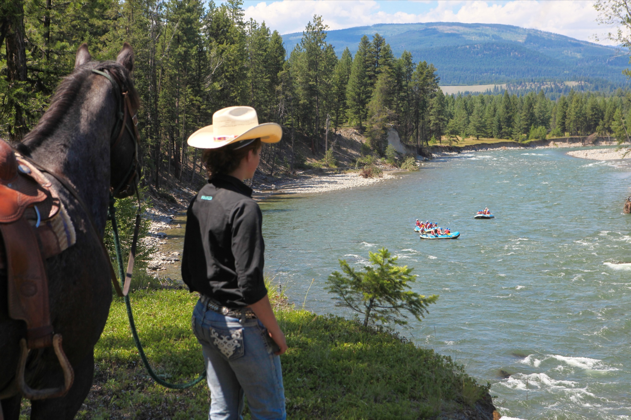 Horse Riding Holidays In Canada 3 Destinations Far And