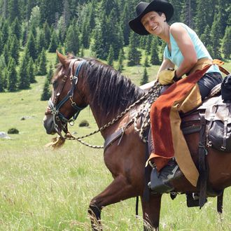 Photo from the Linden Tree Retreat & Ranch ride