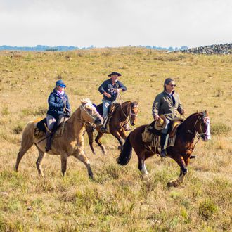 Photo from the Gaucho Experience ride