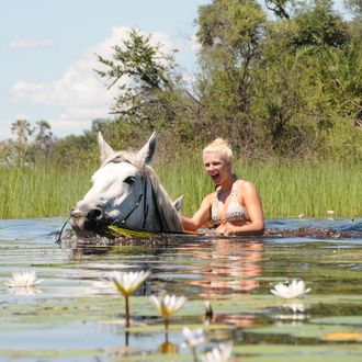 Photo from the African Horseback Safaris (Macatoo) ride