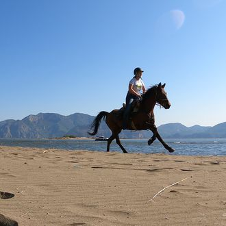 Photo from the Dalyan Coast ride