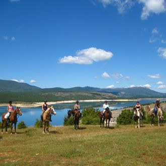 Photo from the Bosko's Ranch and Croatian Culture ride