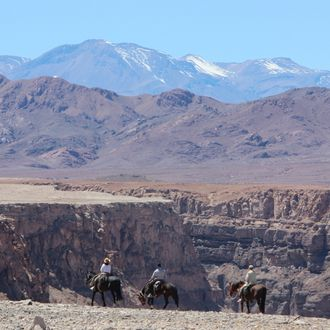 Photo from the Atacama Desert ride