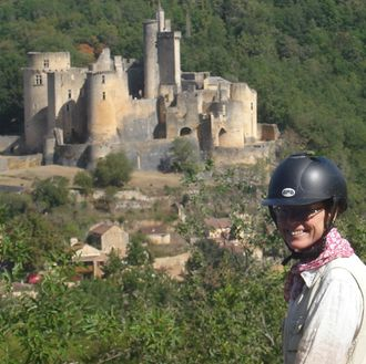 Photo from the Medieval Dordogne ride