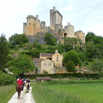 Photo from the Dordogne-Perigord ride