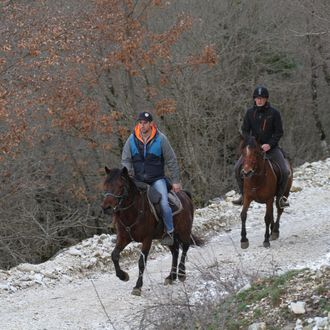 Photo from the Winter in Albania ride