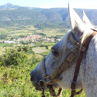 Photo from the Cathar Trails (Guided or Unguided) ride