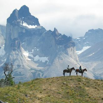 Photo from the Patagonia ride