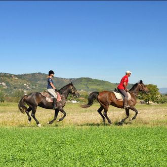 Photo from the Cilento Farmhouse ride