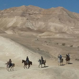 Photo from the Israeli Adventure ride